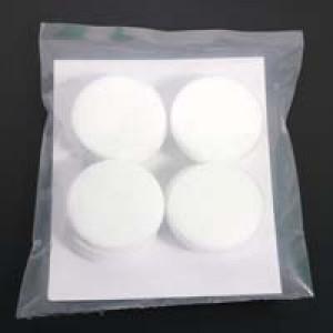 Filter Disc 12 Pack, 40mm 1.6